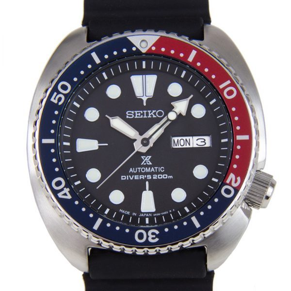 seiko divers automatic watch