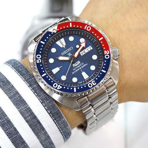 Seiko 5 automatic divers watches