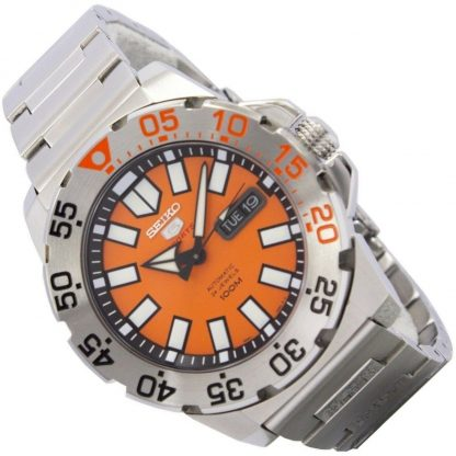 Seiko Sports 5 Baby Monster SRP483