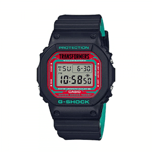casio g shock transformers